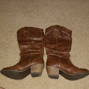 Mossimo Supply Co. Shoes - Cowgirl boots size 7
